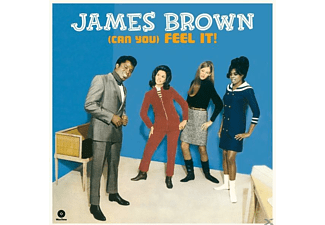 James Brown - (Can You) Feel It! (Ltd.180g Vinyl)  - (Vinyl)