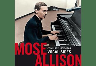 Mose Allison - Complete 1957-62 Vocal Sides+3 Bonus Tracks  - (CD)