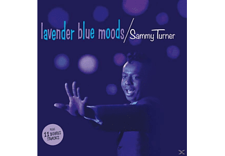 Sammy Turner - Lavender Blue Moods+11 Bonus Tracks  - (CD)