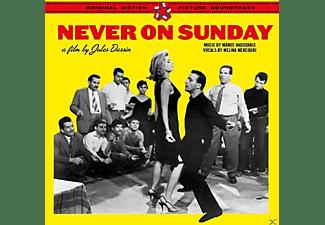 Melina Mercouri - Never On Sunday (Ost)+14 Bonus Tracks  - (CD)