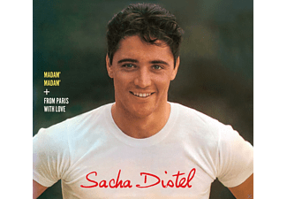 Sacha Distel - Madam' Madam'+From Paris With Love  - (CD)