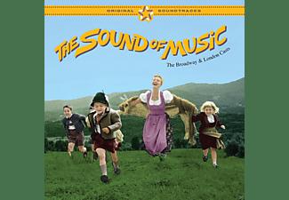 Rodgers/Oscar Hammer - The Sound Of Music (Ost)+14 Bonus Tracks  - (CD)