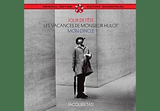 Jacques Tati - Jour De Fete+Les Vacanses De Monsieur Hulot/+  - (CD)