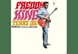 Freddy King - Texas Oil-Federal Recordings,1960-62 (Ltd.180g  - (Vinyl)