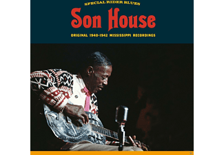 Son House - Special Rider Blues (Ltd.180g Vinyl)  - (Vinyl)