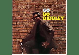 Bo Diddley - Go Bo Diddley+2 Bonus Tracks (Ltd.180g Vinyl)  - (Vinyl)