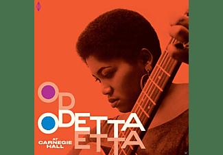 Odetta - At Carnegie Hall+2 Bonus Tracks (Ltd.180g Vinyl)  - (Vinyl)