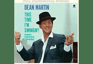 Dean Martin - This Time I'm Swingin'!+4 Bonus Tracks (Ltd.180  - (Vinyl)