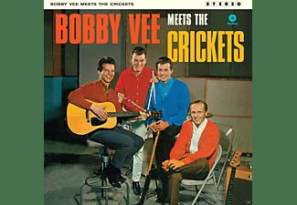 Bobby Vee - Meets The Crickets+2 Bonus Tracks (Ltd.180g Vin  - (Vinyl)