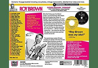 Roy Brown - Good Rockin' Tonight  - (CD)
