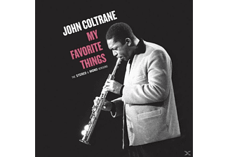 John Coltrane - My Favorite Things-The Stereo & Mono Versions  - (Vinyl)