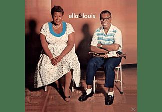 Ella & Louis Fitzgerald - Ella And Louis (Ltd.180g Farbiges Vinyl)  - (Vinyl)
