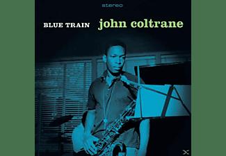 John Coltrane - Blue Train+1 Bonus Track (Ltd.180g Farbiges Vin  - (Vinyl)
