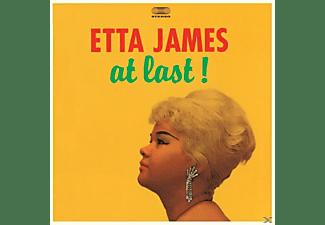 James Etta - At Last!+4 Bonus Tracks (Ltd.Edt 180g Vinyl)  - (Vinyl)