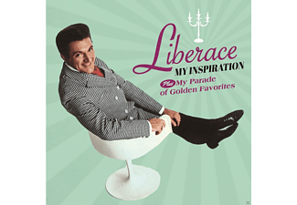 LIBERACE - MY INSPIRATION+MY PARADE OF GOLDEN FAVORITES+1  - (CD)
