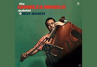 Charles Quintet Mingus - The Charles Mingus Quintet Plus Max Roach+1 Bonu  - (Vinyl)