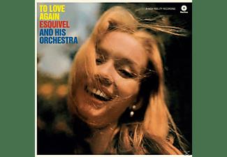 Esquivel And His Orchestr - To Love Again+1 Bonus Track  - (Vinyl)
