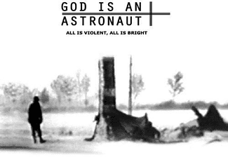 God Is An Astronaut - All Is Violent,All Is Bright (Lim.Clear Vinyl)  - (Vinyl)