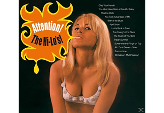 The Hi-lo's - Attention! The Hi-Lo's+4 Bonus Tracks  - (CD)