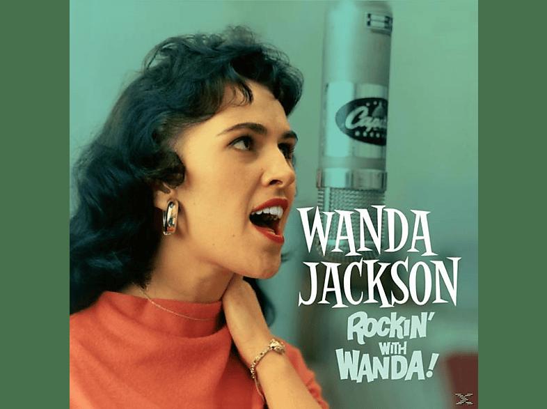 Wanda Jackson - ROCKIN' WITH WANDA/... [CD]