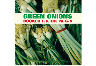 Booker T. & The M.G.'s - Green Onions+2 Bonus Tracks (Ltd.180g Farbiges - (Vinyl)