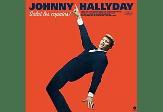 Johnny Hallyday - Salut Les Copains!+2 Bonus Tracks  - (Vinyl)