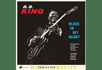 B.B. King - Blues In My Heart+2 Bonus Tracks  - (Vinyl)