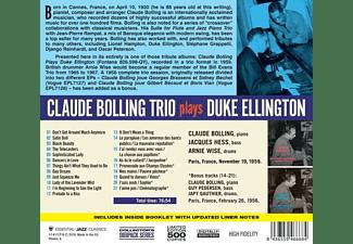 Claude Bolling - Plays Ellington+8 Bonus Tracks  - (CD)