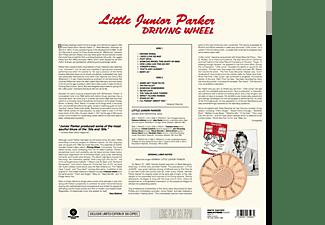 Little Junior Parker - DRIVING WHEEL (+4 BONUS TRACKS/LTD.ED.)  - (Vinyl)