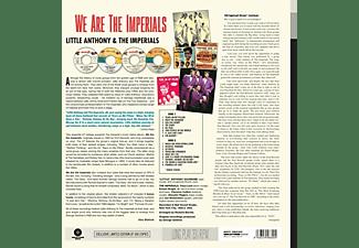 Little Anthony & The Imperials - WE ARE THE IMPERIALS (+5 BONUS TRACKS/LTD.ED.)  - (Vinyl)