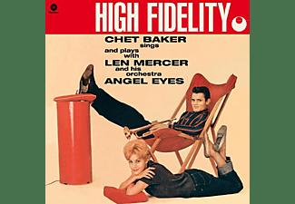 Chet Baker - ANGEL EYES (+1 BONUS TRACK/180G VINYL)  - (Vinyl)