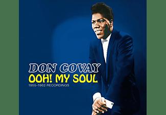 Don Covay - Ooh! My Soul-1955-1962 Recordings (30 Tracks)  - (CD)