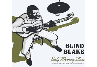 Blind Blake - Early Morning Blues-Essential Recordings  - (CD)