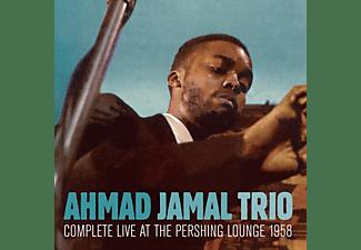 Ahmad Jamal - Complete Live At The Pershing Lounge 1958+2 Bonu  - (CD)