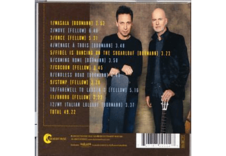 Hands On Strings - Free Ride  - (CD)