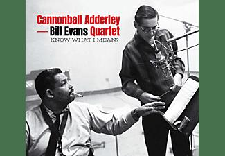 Cannonball Adderley, Bill Evans Quartet - Know What I Mean?+6 Bonus Tracks  - (CD)