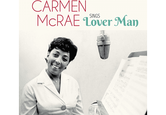 Carmen McRae - Sings Lover Man And Other Billie Holiday Classics  - (CD)
