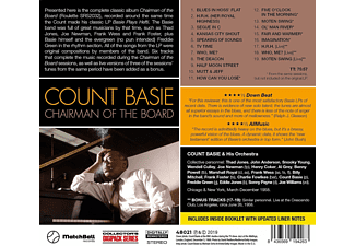 Count Basie - Chairman Of The Board  - (CD)