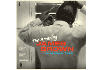 James And The Famous Flames Brown - AMAZING JAMES BROWN -HQ-  - (Vinyl)