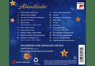 Philharmonischer Kinderchor Dresden - Abendlieder  - (CD)