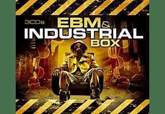 VARIOUS - EBM & Industrial Box  - (CD)