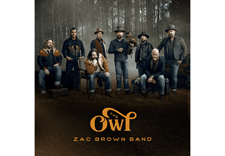 Zac Brown Band - The Owl  - (Vinyl)