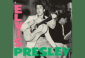 """Elvis Presley - Elvis Presley (Debut Album)  (180g LP+Farbige 7""""  - (Vinyl)"""