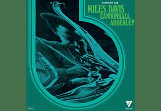 Miles Davis, Cannonball Adderley - Somethin' Else+2 Bonus Tracks (180g LP)  - (Vinyl)