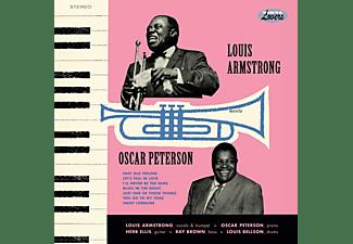 Louis Armstrong, Oscar Peterson - Louis Armstrong Meets Oscar Peterson+2 Bonus Tr.  - (Vinyl)
