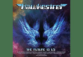 Hawkestrel - FUTURE IS US (COLOURED)  - (Vinyl)