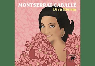 Montserrat Caballé - DIVA ETERN  - (CD)