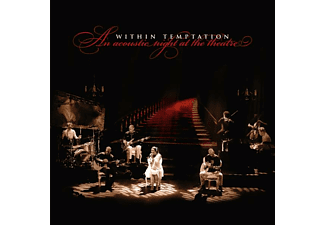 Within Temptation - AN ACOUSTIC NIGHT..-CLRD-  - (Vinyl)