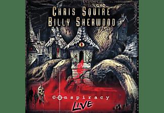 Chris Squire, Billy Sherwood - Conspiracy Live-LTD-  - (Vinyl)