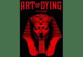 Art Of Dying - ARMAGEDDON  - (CD)